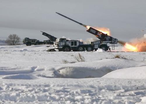 В Нижегородской области завершилась активная фаза ротного тактического учения России и Белоруссии
