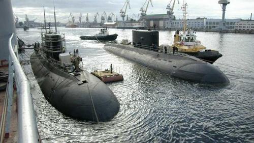 Черноморский флот вывел все свои субмарины в открытое море