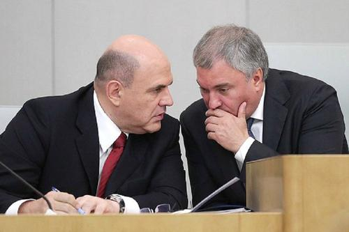 Володин рассказал, какие вопросы волнуют депутатов перед отчетом правительства