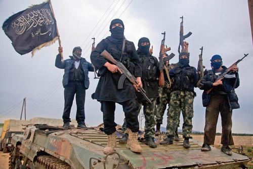 Минобороны России: террористы готовят химическую атаку в Сирии