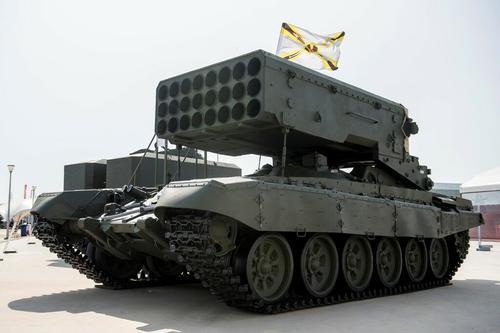 Развитие огнемётно-зажигательного вооружения обсудят на МВТФ «Армия-2021»