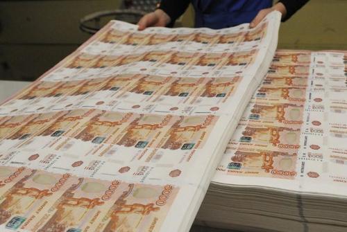 Почему не растёт курс рубля