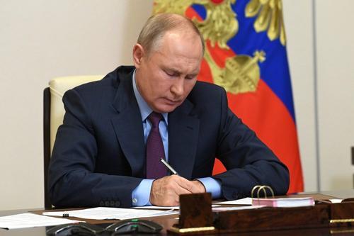 Путин уволил губернатора Пензенской области из-за утраты доверия