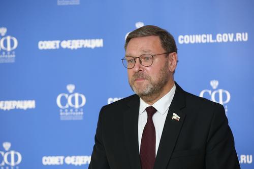 Косачев назвал НАТО «главным оплотом опасности» для мира