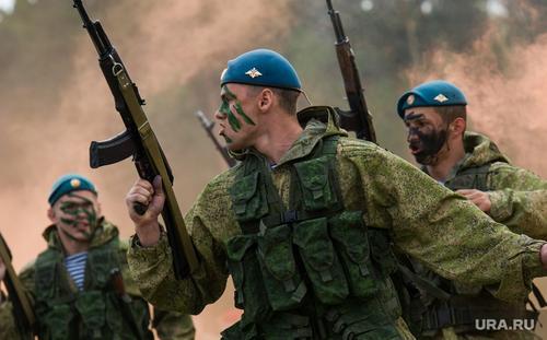 Воздушно-десантные войска в приоритете у российского военно-политического руководства