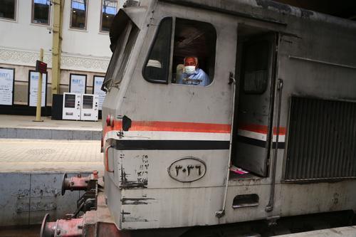Два поезда столкнулись в Египте. Много погибших и пострадавших