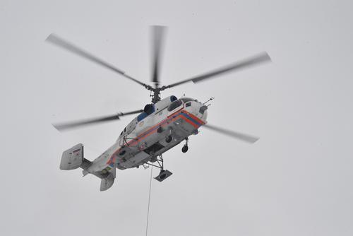 В Калининградской области нашли «черный ящик» потерпевшего крушение вертолета