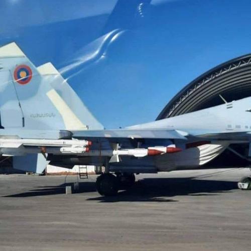 Никол Пашинян лукавил, когда говорил, что Россия поставила Армении Су-30СМ без ракет