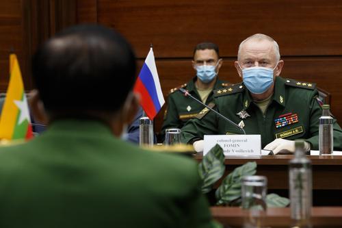Генерал-полковник Фомин подписал в Сеуле договор о военном сотрудничестве между РФ и РК