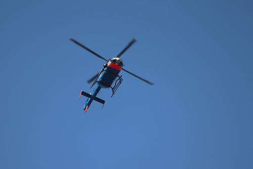 Reuters: на Аляске в результате крушения вертолета погиб самый богатый человек Чехии