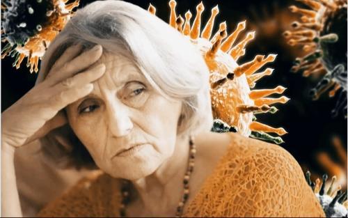 После 65 лет повторно заразиться COVID-19 может каждый второй