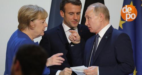Нормандский формат «на троих» без Украины