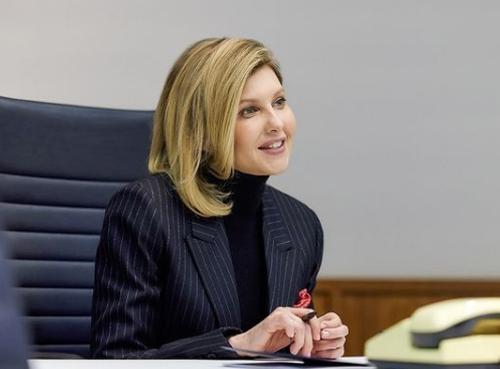 На Украине раскрыли информацию о доходах супруги Зеленского