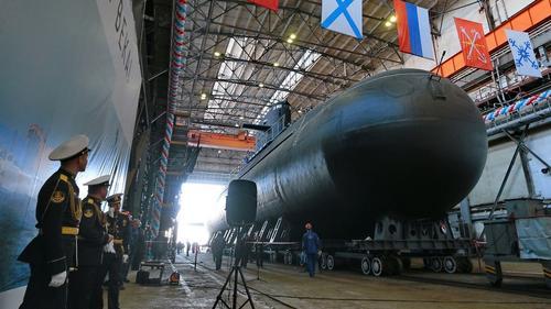 Первая серийная субмарина проекта «Лада» останется в составе Балтийского флота
