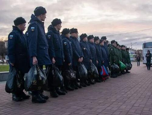 В России стартовал весенний 2021 года призыв граждан на военную службу