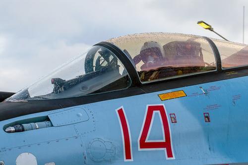 ВВС: авиация НАТО преследовала три российских военных самолета над Черным морем