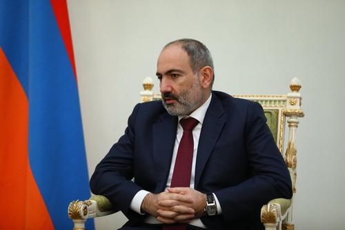 Никол Пашинян посетит Москву 7 апреля