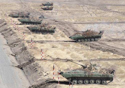 В Восточном военном округе завершилось масштабное командно-штабное учение