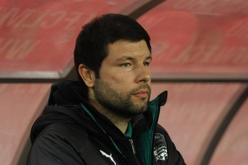 Мурад Мусаев покинул пост главного тренера «Краснодара» после проигрыша «Ахмату»