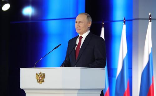 Политолог Мартынов  перечислил возможные темы послания Путина Федеральному собранию