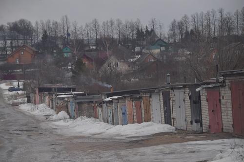 Владимир Путин подписал закон о «гаражной амнистии»