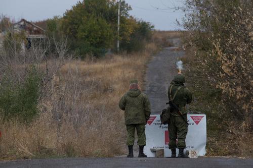 Глава ДНР заявил об угрозе полномасштабной атаки Киева на Донбасс