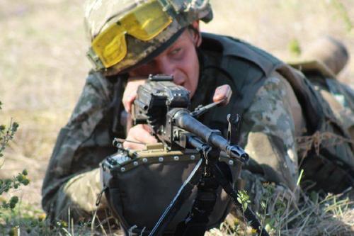 Народная милиция ДНР сообщила об отступлении военных ВСУ в результате боя под Горловкой