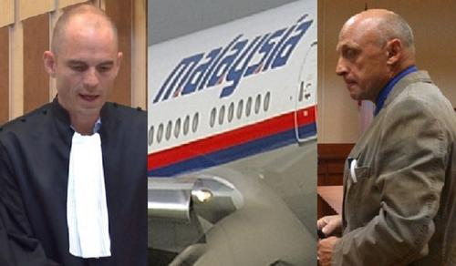 Пилоты малайзийского Боинга не были поражены тысячами осколков Бука