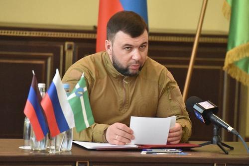 Глава ДНР Пушилин назвал причины невыполнения Украиной Минских соглашений