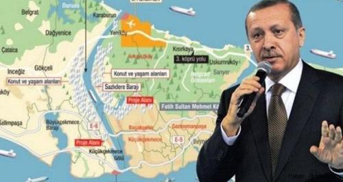 Демарш отставных адмиралов против строительства Стамбульского канала