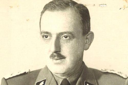 Гестаповец и «примерный офицер». О Франце Йозефе Хубере, «беспристрастном» командире Третьего Рейха