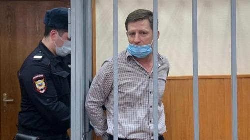 Сергей Фургал заразился COVID-19