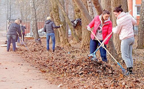 Нижегородская область: стартовал месячник благоустройства