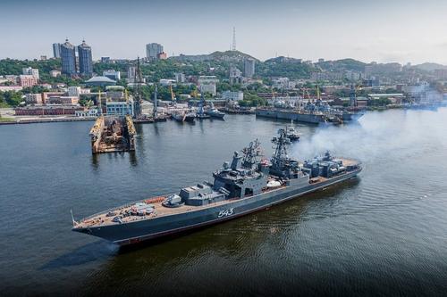 Портал Sohu: Россия при необходимости в любой момент сможет атаковать Японию «Калибрами»