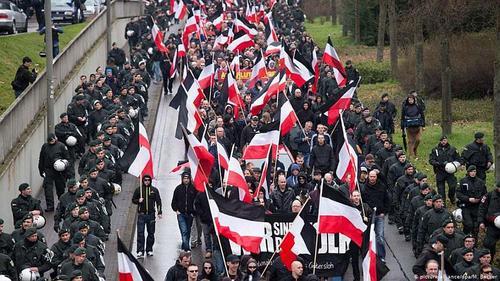 Немецкие праворадикалы планировали убийства, теракты, гражданскую войну