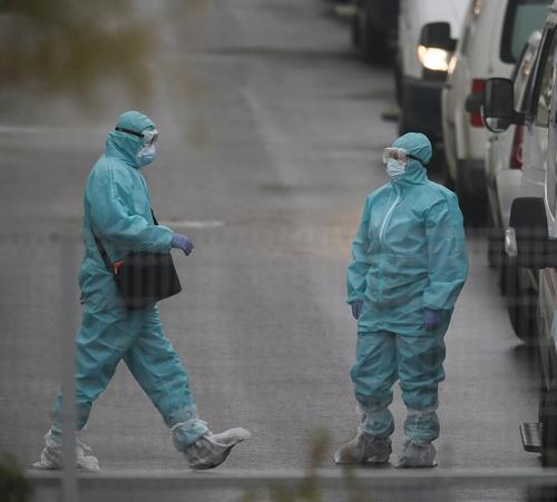 Более 8,6 тысяч случаев заражения коронавирусом  выявили в России за сутки