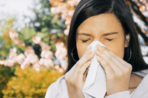 В весенний период стали путать аллергию с коронавирусной инфекцией