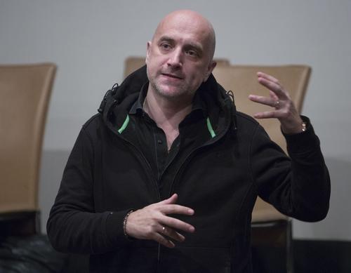 Захар Прилепин сообщил о верной примете скорого сильного обострения в Донбассе
