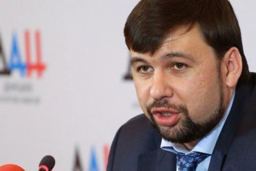 Пушилин: Киев готов к эскалации конфликта на Донбассе