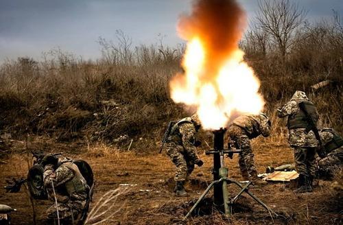 ВСУ за сутки произвели более 100 артиллерийских выстрелов по территории Донбасса