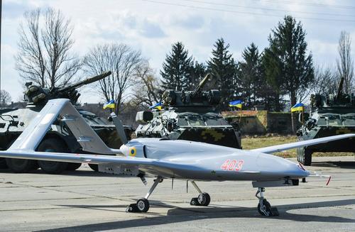 Портал Avia.pro: Украина скоро может начать атаковать ДНР и ЛНР турецкими дронами Bayraktar TB2