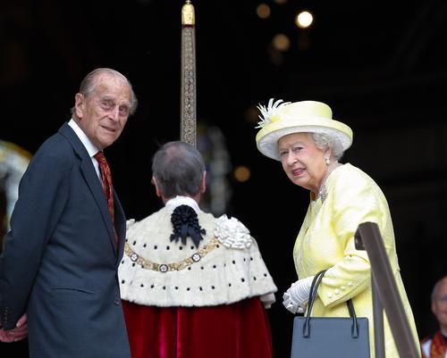 People: похороны принца Филиппа будут показывать в прямом эфире