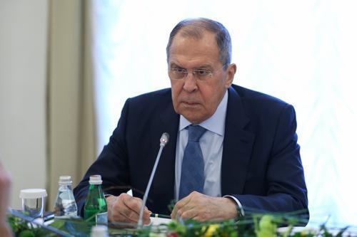 Сергей Лавров: Украина ведет войну против своего народа