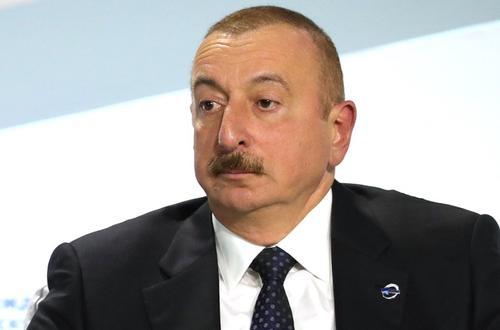 Алиев заявил, что Азербайджан не получил ответа, откуда у Армении появились ракеты «Искандер-М»