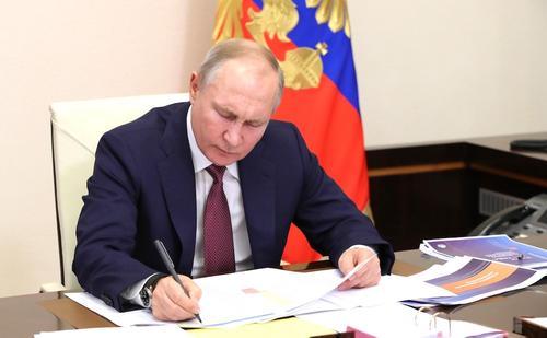 Путин освободил от должности первого заместителя директора ФСИН Рудого