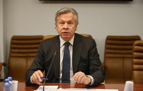 Сенатор Пушков высмеял слова Зеленского о роли Украины в полете Гагарина в космос