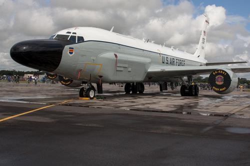 Sohu: вылет к берегам России самолета-разведчика RC-135 обернулся для военных США «унизительным поражением»