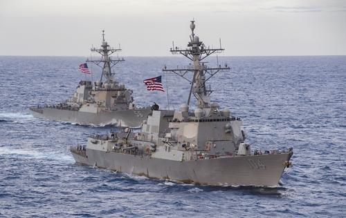Forbes: Соединенные Штаты задействуют против военного флота России «уловку Трампа»