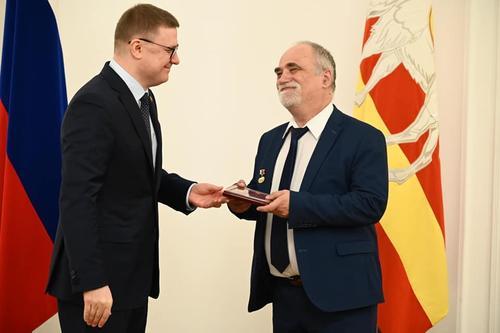 Южноуральцы получили государственные награды