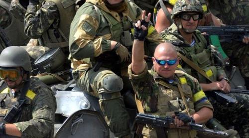 Киев не хочет замечать существования украинских частных военных компаний